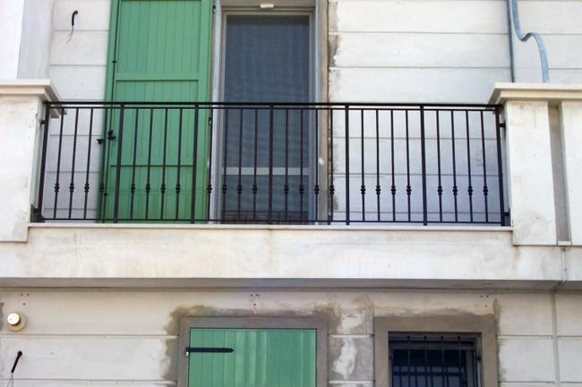 Ringhiere balconi - Parapetto terrazzo ...